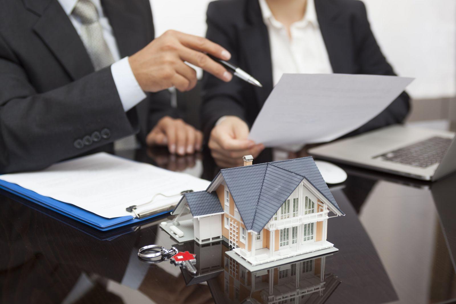 Продажа объектов недвижимости картинка
