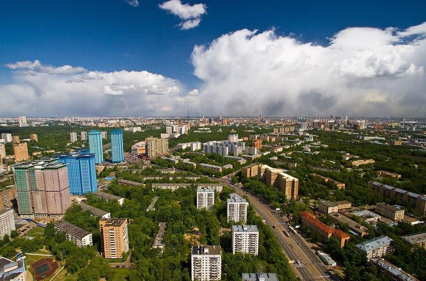 Район щукино москва фото